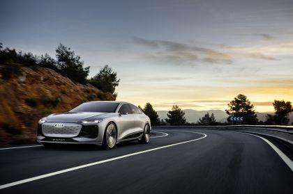 2021 Audi A6 e-tron concept 32