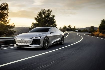 2021 Audi A6 e-tron concept 33