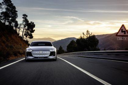 2021 Audi A6 e-tron concept 34