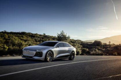 2021 Audi A6 e-tron concept 36