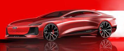2021 Audi A6 e-tron concept 46
