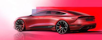 2021 Audi A6 e-tron concept 47
