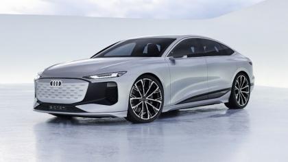 2021 Audi A6 e-tron concept 9