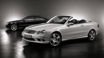 2008 Mercedes-Benz CLK Grand Edition 1