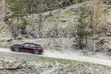 2022 Porsche Taycan 4 Cross Turismo 8