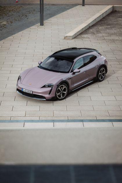 2022 Porsche Taycan 4 Cross Turismo 41