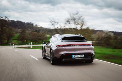 2022 Porsche Taycan 4 Cross Turismo 48