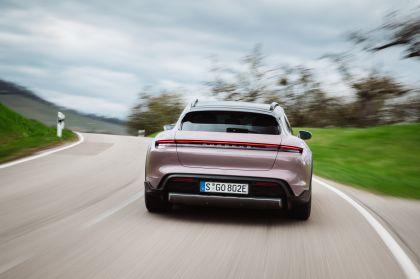 2022 Porsche Taycan 4 Cross Turismo 50