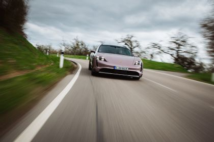 2022 Porsche Taycan 4 Cross Turismo 55