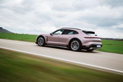2022 Porsche Taycan 4 Cross Turismo 59