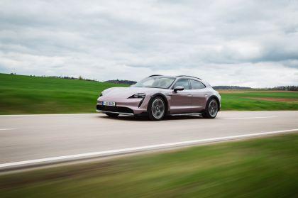2022 Porsche Taycan 4 Cross Turismo 62