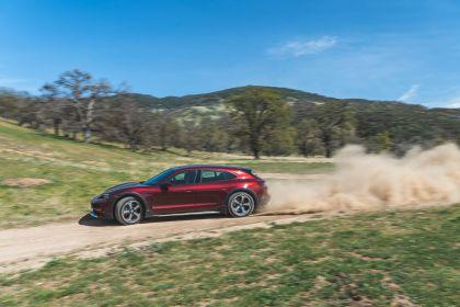 2022 Porsche Taycan 4 Cross Turismo 120