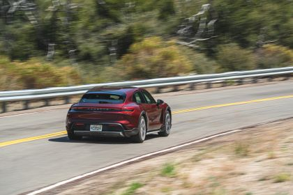 2022 Porsche Taycan 4 Cross Turismo 124