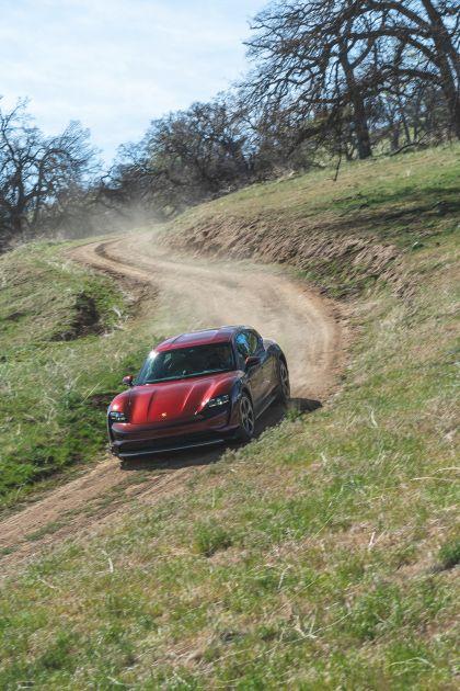 2022 Porsche Taycan 4 Cross Turismo 151