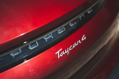2022 Porsche Taycan 4 Cross Turismo 167