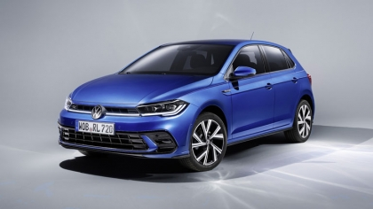 2022 Volkswagen Polo R-Line 6