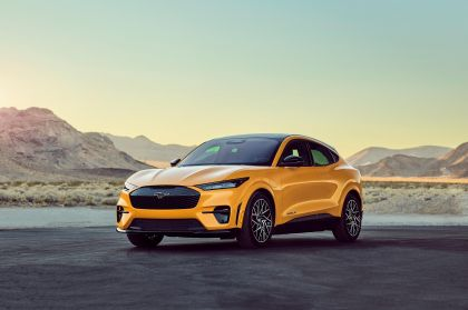 2021 Ford Mustang Mach-E GT Performance Edition 1