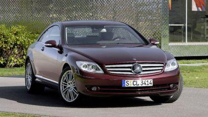 2008 Mercedes-Benz CL-klasse 7