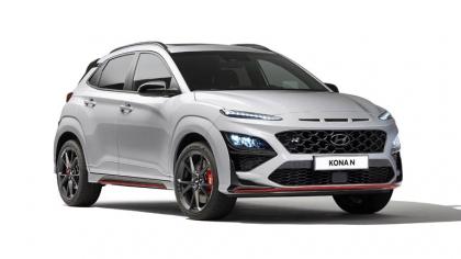2022 Hyundai Kona N 9