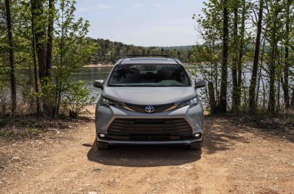 2022 Toyota Sienna Woodland Special Edition 5