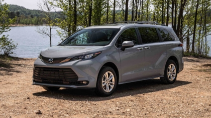 2022 Toyota Sienna Woodland Special Edition 5