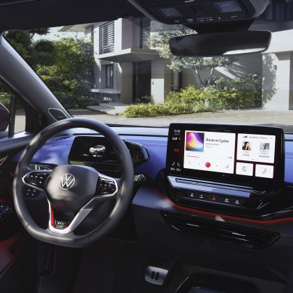 2022 Volkswagen ID.4 GTX 20