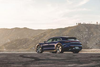 2021 Porsche Taycan Turbo Cross Turismo 6