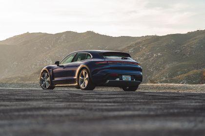 2021 Porsche Taycan Turbo Cross Turismo 7