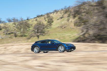 2021 Porsche Taycan Turbo Cross Turismo 26
