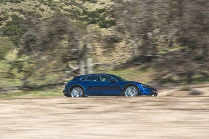 2021 Porsche Taycan Turbo Cross Turismo 27