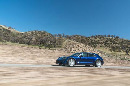 2021 Porsche Taycan Turbo Cross Turismo 28
