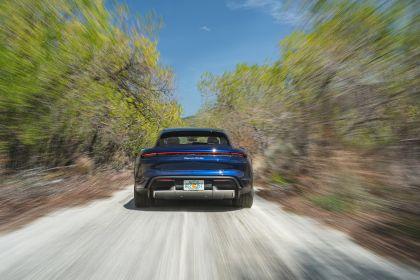2021 Porsche Taycan Turbo Cross Turismo 42