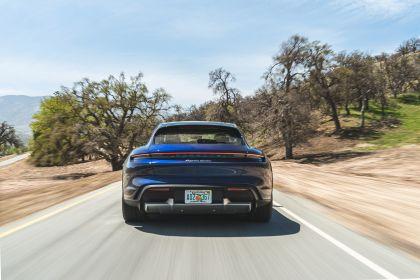 2021 Porsche Taycan Turbo Cross Turismo 44