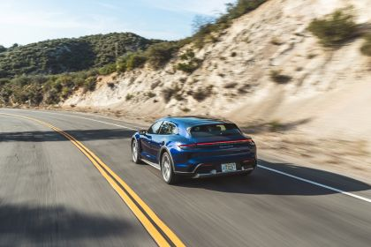 2021 Porsche Taycan Turbo Cross Turismo 51