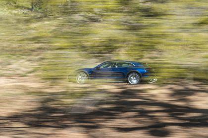 2021 Porsche Taycan Turbo Cross Turismo 70
