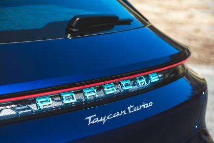 2021 Porsche Taycan Turbo Cross Turismo 74