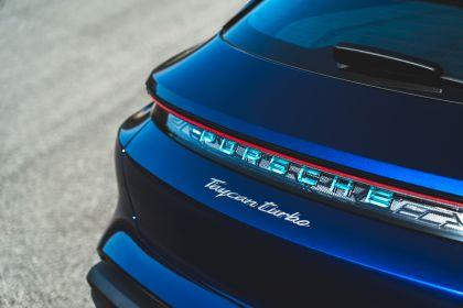 2021 Porsche Taycan Turbo Cross Turismo 75