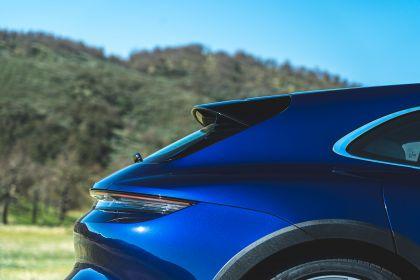 2021 Porsche Taycan Turbo Cross Turismo 77
