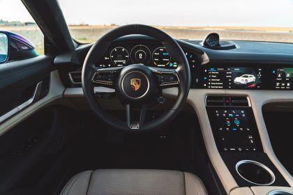 2021 Porsche Taycan Turbo Cross Turismo 91