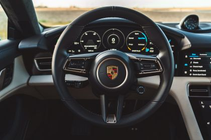 2021 Porsche Taycan Turbo Cross Turismo 92