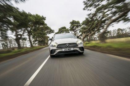 2021 Mercedes-Benz E 220 d - UK version 4