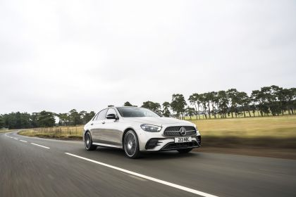 2021 Mercedes-Benz E 220 d - UK version 11