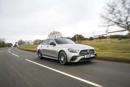 2021 Mercedes-Benz E 220 d - UK version 15