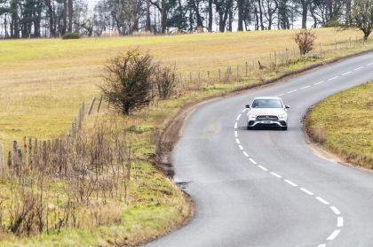 2021 Mercedes-Benz E 220 d - UK version 16