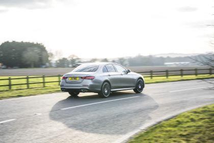 2021 Mercedes-Benz E 220 d - UK version 25