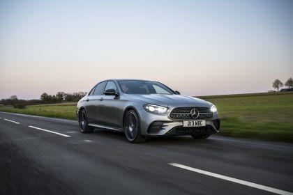 2021 Mercedes-Benz E 220 d - UK version 34