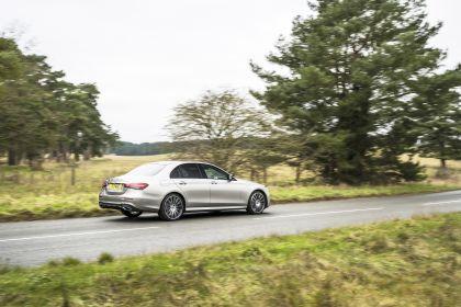 2021 Mercedes-Benz E 220 d - UK version 41