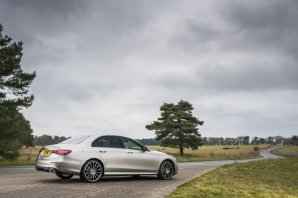 2021 Mercedes-Benz E 220 d - UK version 47