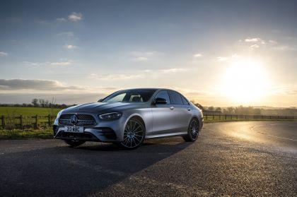 2021 Mercedes-Benz E 220 d - UK version 53