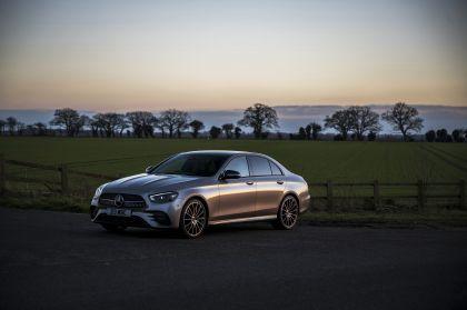 2021 Mercedes-Benz E 220 d - UK version 63